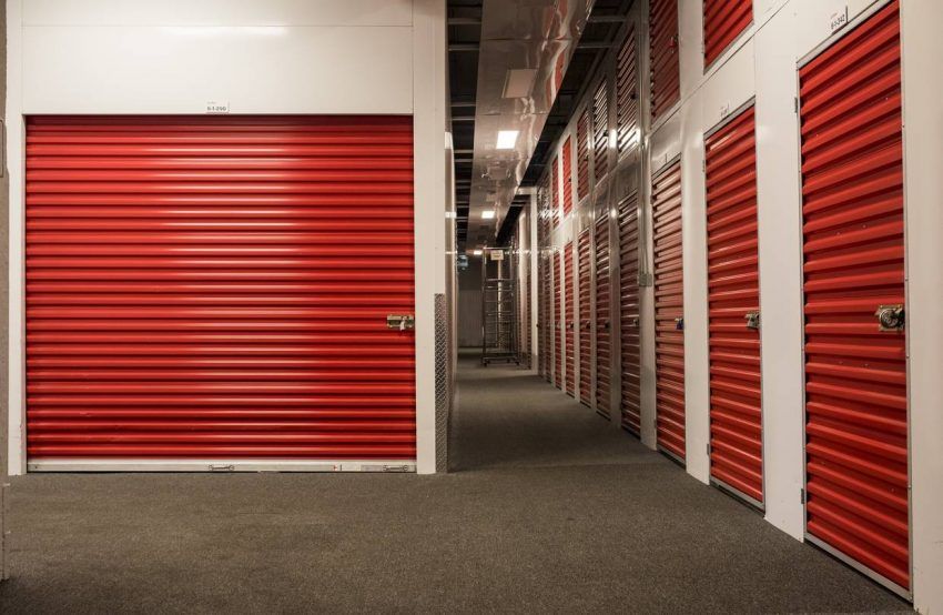 Buying self storage units